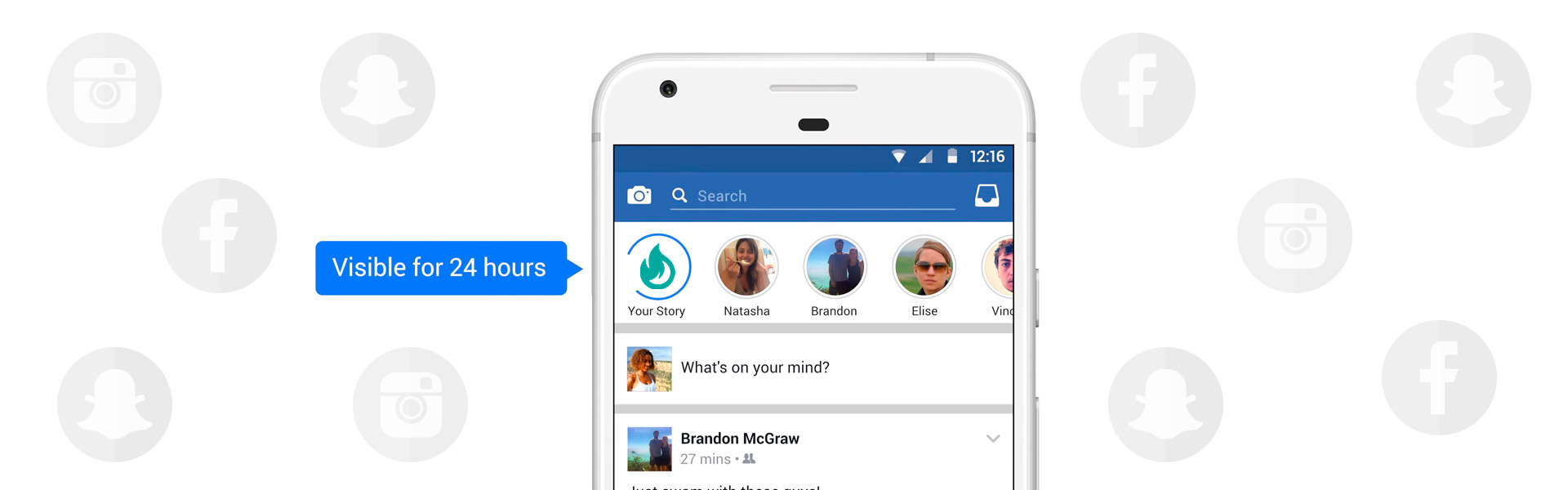 Llega Facebook Stories Para Matar Definitivamente A Snapchat